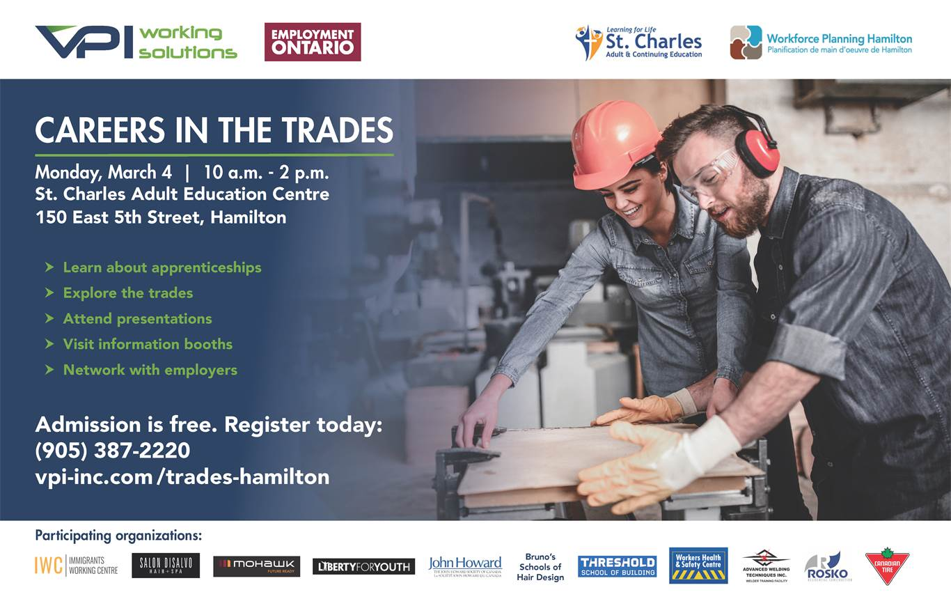 Careers in the Trades Information Session