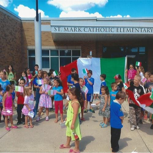 Italian Community - St. Mark Celebration