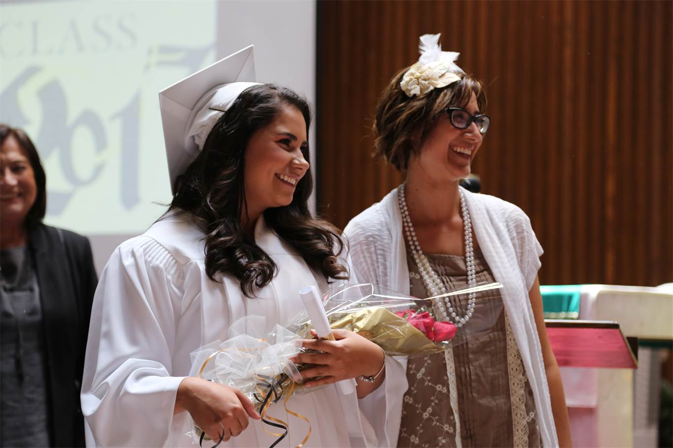 St. Martin's Manor graduation celebrates bright future